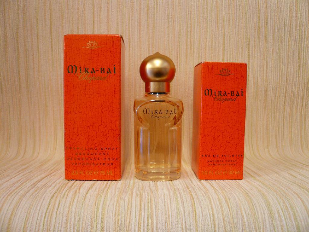 Chopard - Mira-Bai (1998) - дезодорант 75ml (в коробочке, в стеклянном флаконе) - Редкая Оригинальная Парфюмерия
