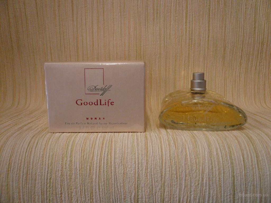 Davidoff - Good Life Women (1999) - edp 100ml - редкий аромат