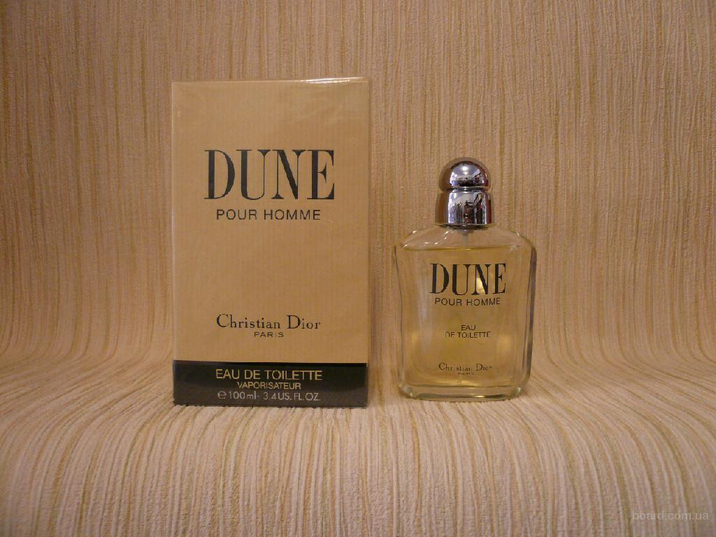 Christian Dior - Dune Pour Homme (1997) - edt 100ml - Редкая Оригинальная Парфюмерия