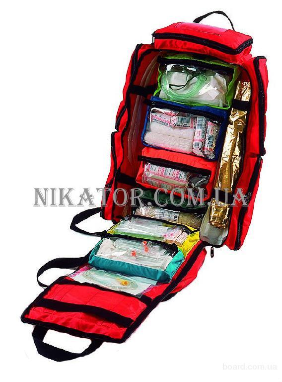 Рюкзак для спасателей МЧС и полевых госпиталей ГО