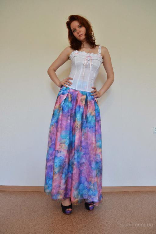 Продаём 3D юбки оптом. Конфискат