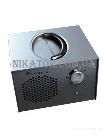 PortOzone – система для быстрого обезвреживания воздуха помещений