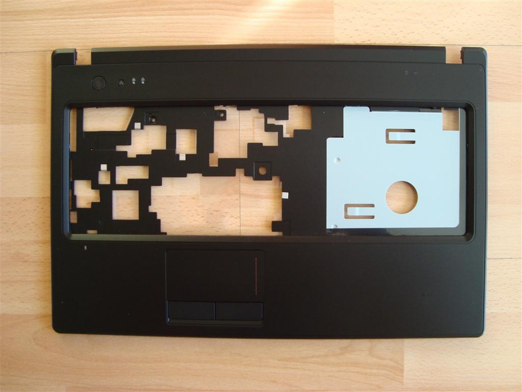 Верх крышка тачпада Lenovo G575 новая