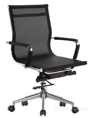 Кресла Невада Среднее сетка для черная к
