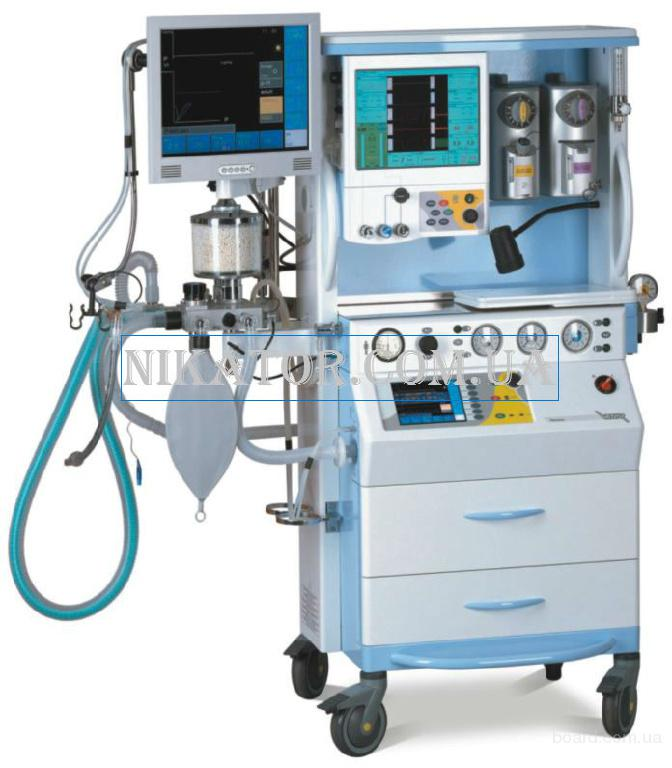 Аппарат наркозно-дыхательный  Venar omega screen