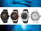 Swiss Legend Дайверские хронографы с функцией даты, дня недели, 30 минут и 60 секунд