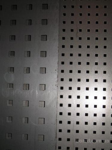 Лист перфорований гарячекатаний 3х1250х2500 (мм)