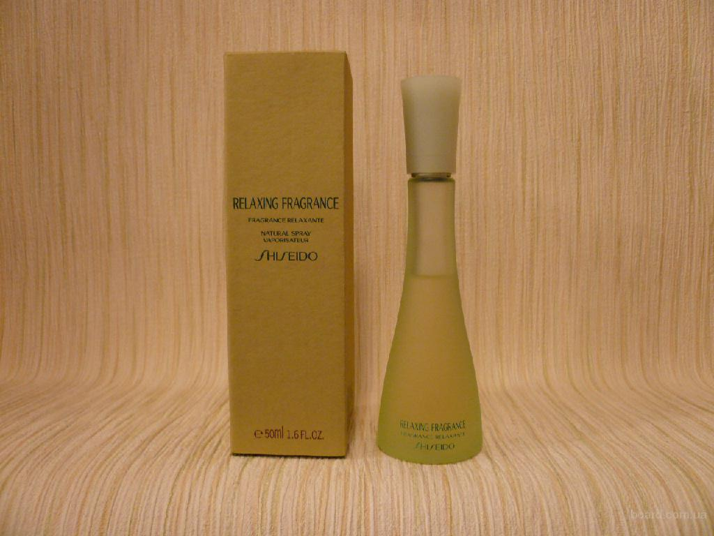 Shiseido - Shiseido Relaxing Fragrance - edp 100ml - Редкая и Винтажная Парфюмерия