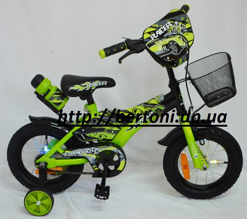 Велосипед двухколёсный Racer