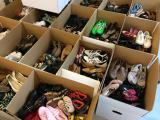 Обувь секонд-хенд категории «Крем» и «Экстра» из Европы