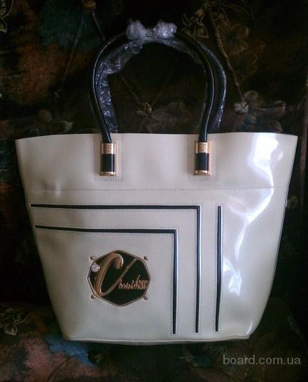 Лаковая кожаная сумка 2014