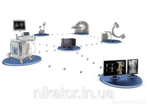 Ультразвуковой сканер MylabClass-C Ecotomograf
