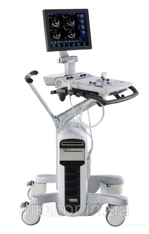 Ультразвуковой сканер Vivid S5 с 3-мя датчиками