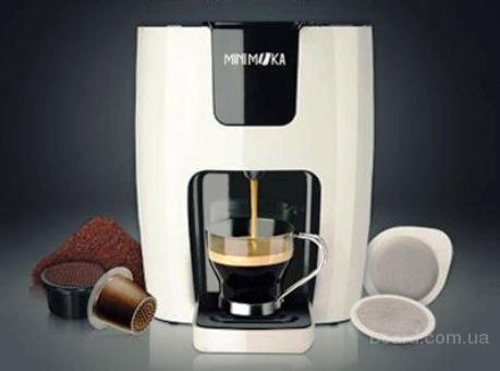 кофеварка минимока 4 в 1