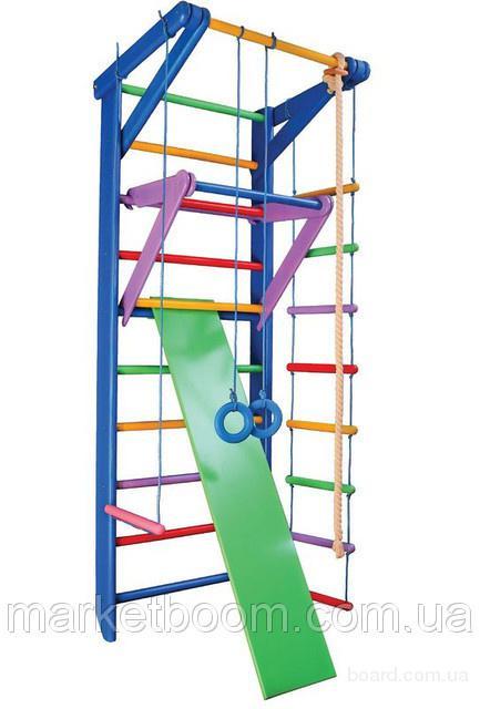 """Игровой  уголок  для  ребенка из дерева Радуга 3-220"""""""