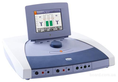 Myomed 632 - Апарат для биологической обратной связи с использование ЭМГ и давления, электротерапии и электродиагностики