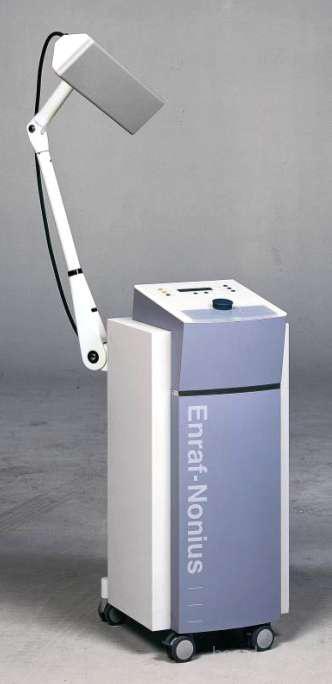Аппарат для импульсной и непрерывной микроволновой терапии Radarmed 950+