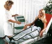Универсальный прессотерапевтический аппарат для косметического или медицинского лимфдренажа Green press 5