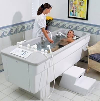 Профессиональные немецкие терапевтические ванны для гальванотерапии