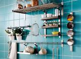 Как расставить посуду на кухне?