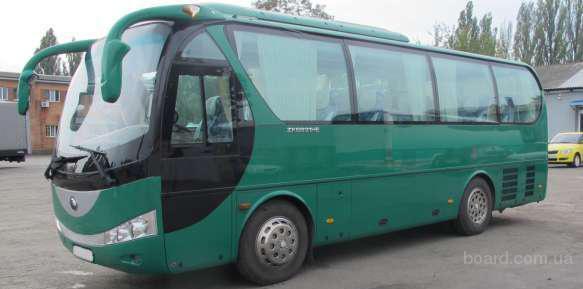 автобус аренда ютонг