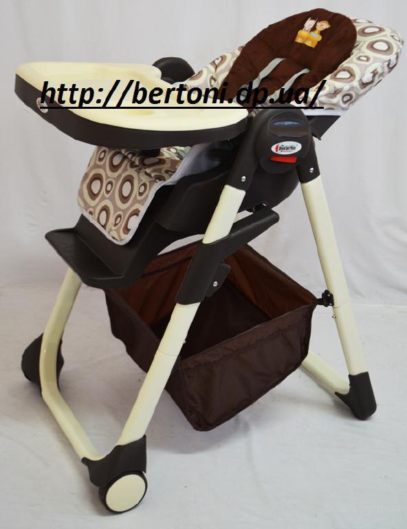 Детский стульчик для кормления Dolchemio HC-12