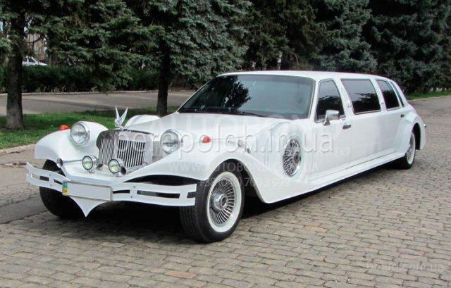 Аренда лимузина в Одессе