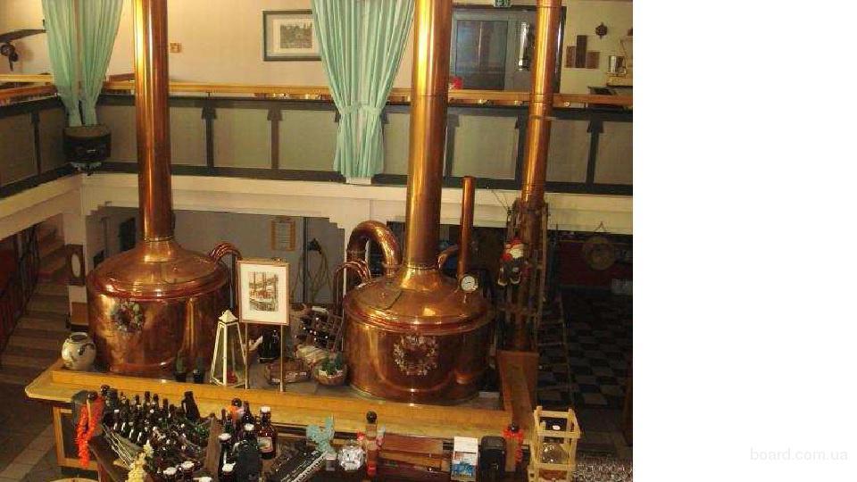 Реконструкция и оптимизация работы пивоварен