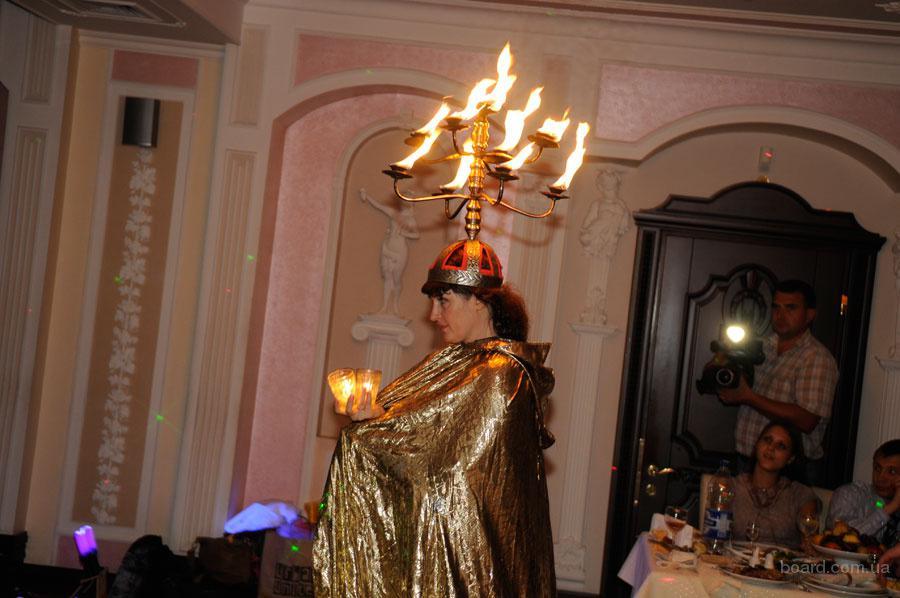 Артисты шоу-театра Лягре на корпотатив Киев, область и вся Украина