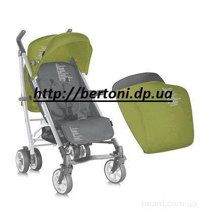 Детская коляска-трость s200 bertoni