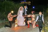 Огненное шоу от шоу-театра Лягре на свадьбу, юбилей, корпоратив Киев и область