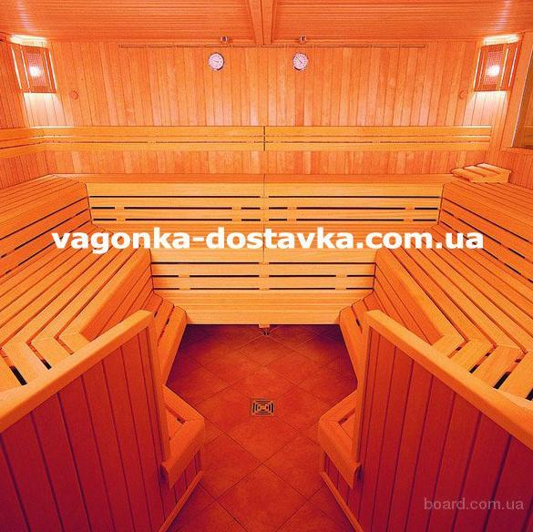 Полки для сауны, бани Николаев