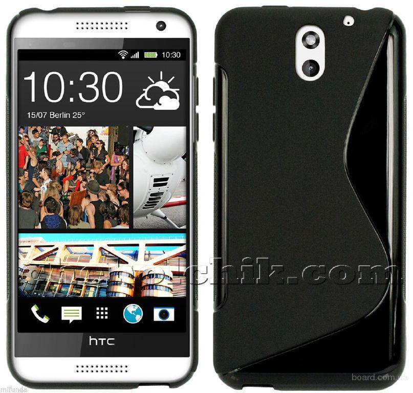 Чехол для HTC Desire 610 + 2 плёнки!