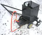 котел зaливщик для герметизации швов и тpещин на асфальте ма -10р