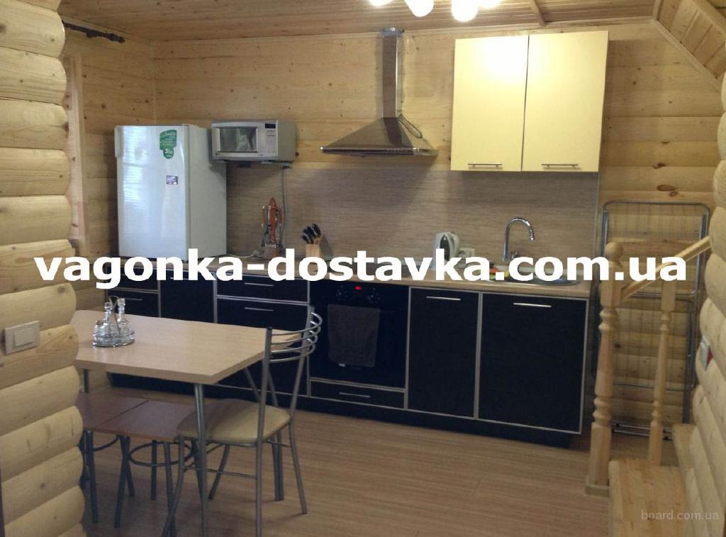 Блок-хаус, имитация бревна Геническ