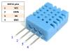Датчик температура и влажность DHT11 для Arduino AVR PIC ARM STM