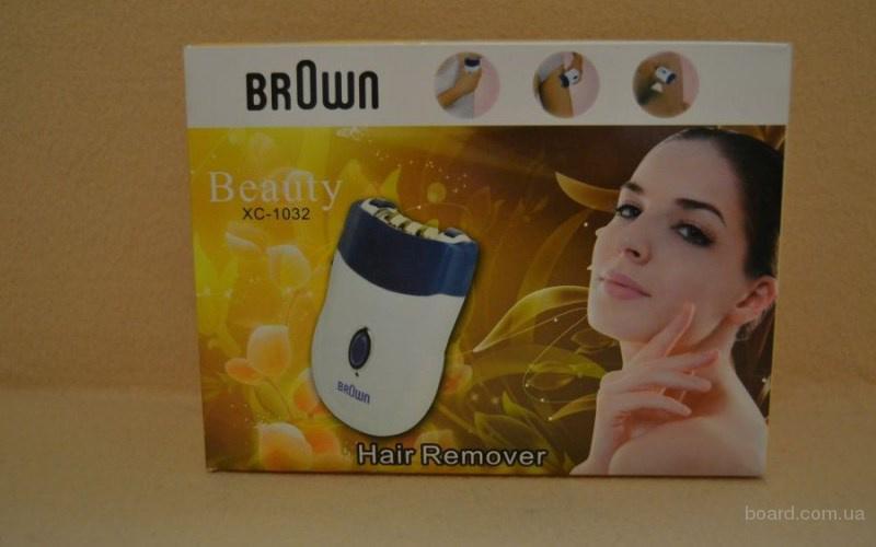 Епілятор Brown Body Epilation Hair Remover Beauty XC-1032 купити в Україні