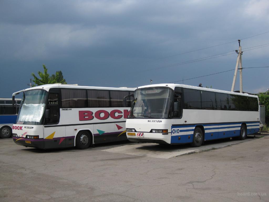 Эти автобусы Вашей комфортной поездки