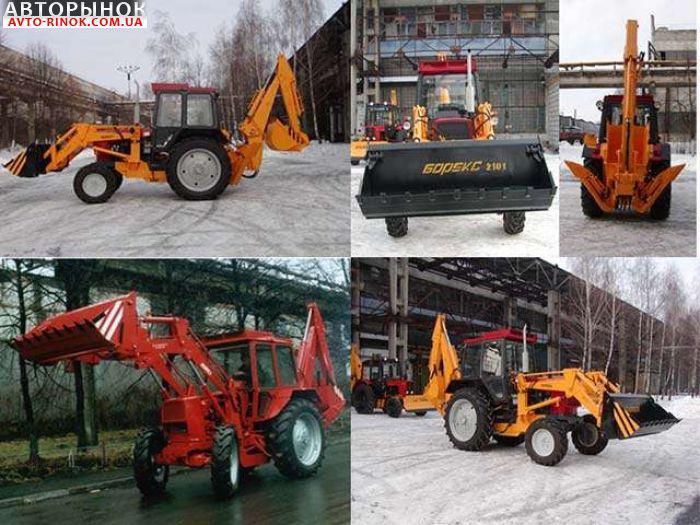 Мини-трактор КМЗ-012: область применения и технические.