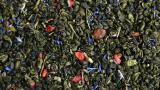 Чай зеленый с ароматом черной смородины