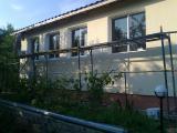 Утепление фасадов зданий минеральной (базальтовой) ватой. Декоративные штукатурки (барашек, короед, мозаика).