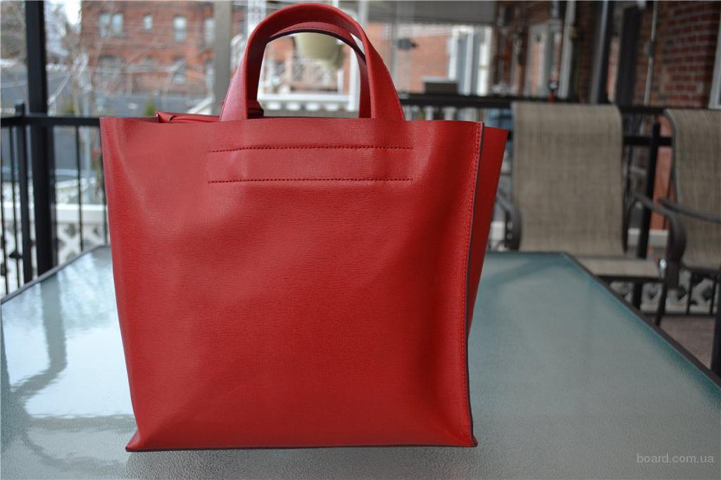 Сумка Furla Divide-It Red Saffiano , оригинал