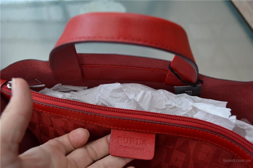 сумка Furla Divide It отзывы : Furla divide it red saffiano