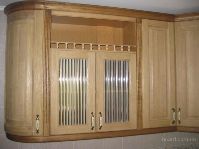 Продам кухню из дерева