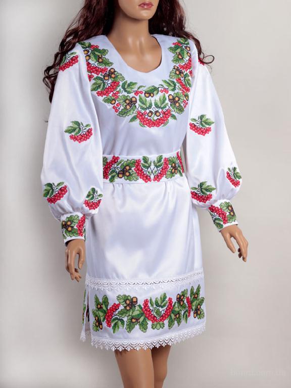 """Вишиванка """"Краса і Сила"""" (сукня)"""