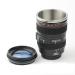 Кружка объектив Canon EF 24 -105 mm с крышкой линзой