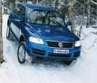 Webasto для VW Touareg