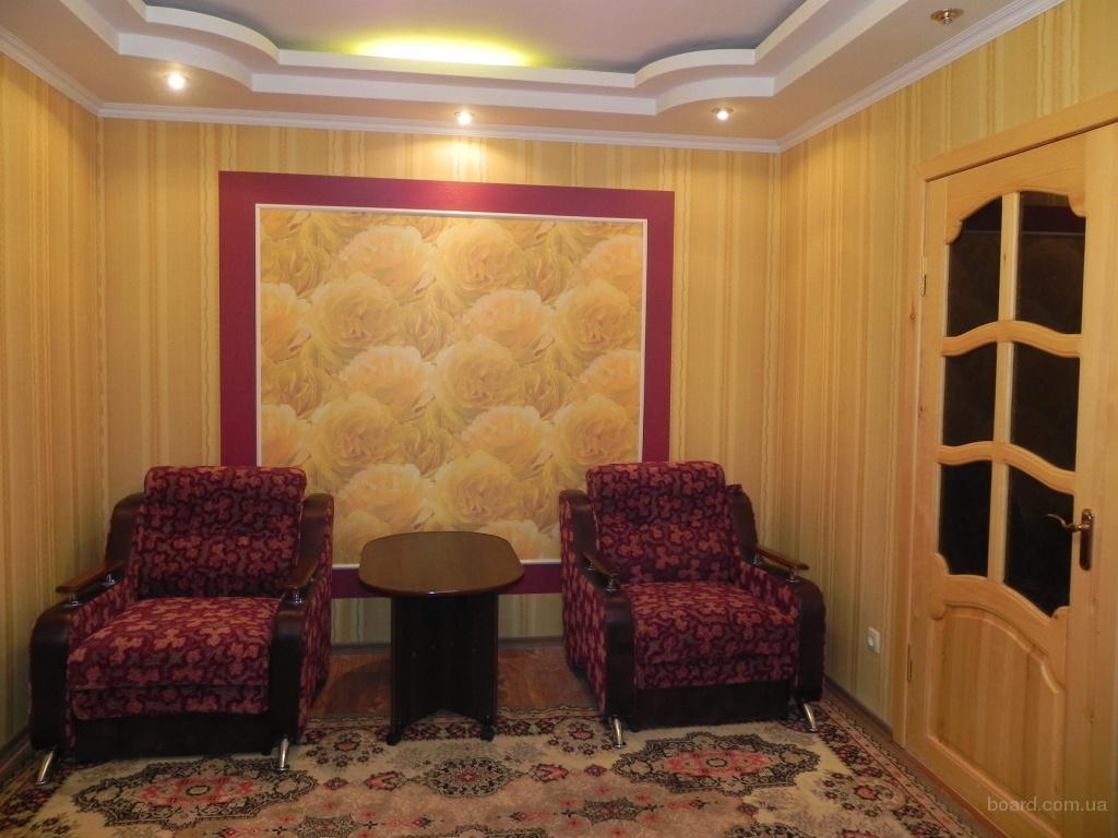 2-комнатная квартира посуточно/почасово ХБК Фабрика