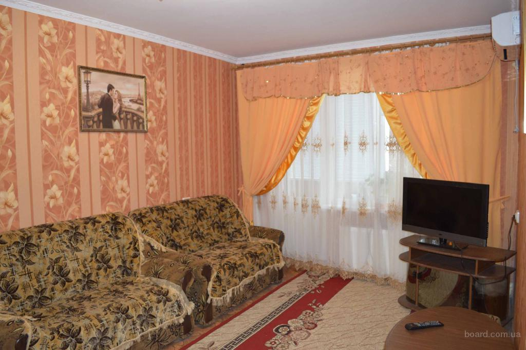 1-комнатная квартира посуточно Новая Каховка от хозяйки