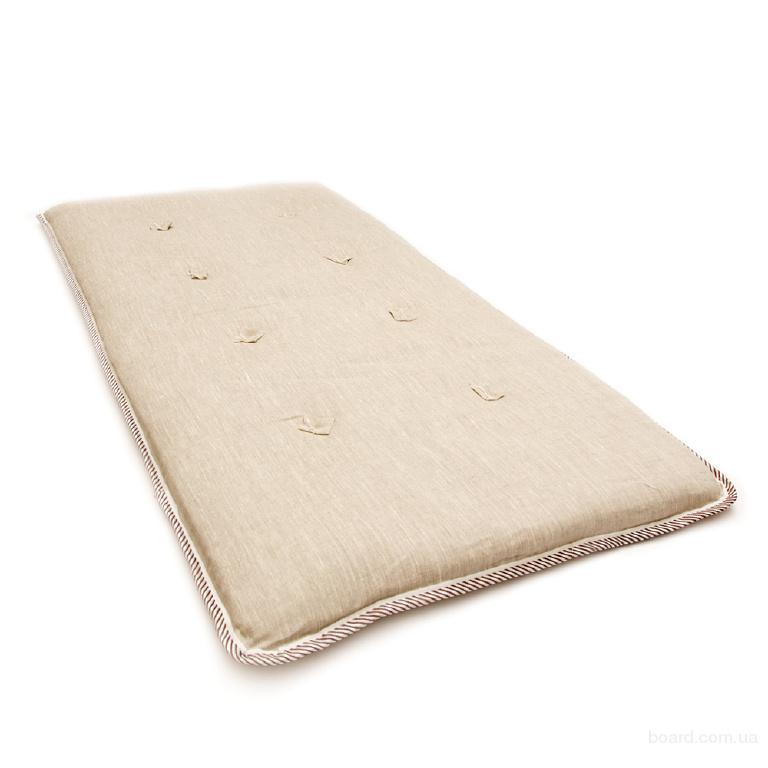 матрас натуральный в кроватку